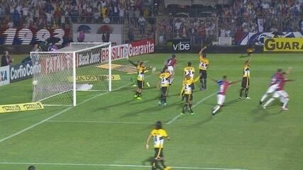 Melhores momentos de Paraná 2 x 1 Criciúma - 29ª rodada da Série B 2017