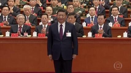 Encontro que deve reeleger Xi Jinping como presidente começa na China