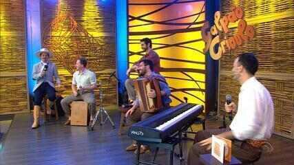 'Galpão Crioulo' recebe Yangos e Luiz Carlos Borges (bloco 2)