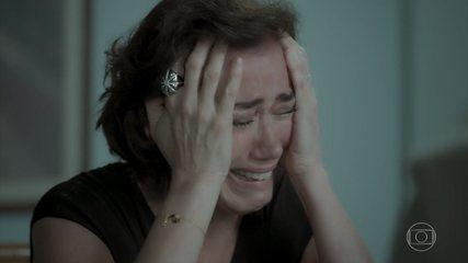 Jeiza salva Simone e Silvana reconhece vício