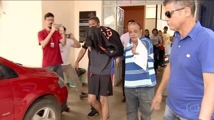Aluno que matou colegas em GO é transferido para centro de internação
