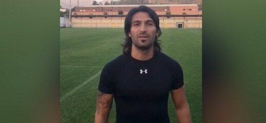 Em Portugal, Colace manda sua torcida para o Flamengo no clássico deste sábado
