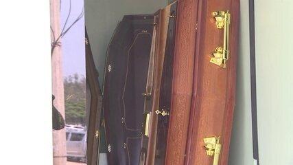 Relembre dia da operação: suspeitos de envolvimento na 'máfia das funerárias' são presos