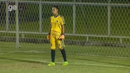 Veja os gols de 3B 2 x 1 Penarol, pelo Amazonense feminino