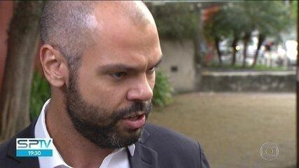 Bruno Covas deixa Secretaria das Prefeituras Regionais