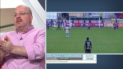 Victor Birner diz que Hernanes não exerceria liderança se Ceni ainda fosse o técnico