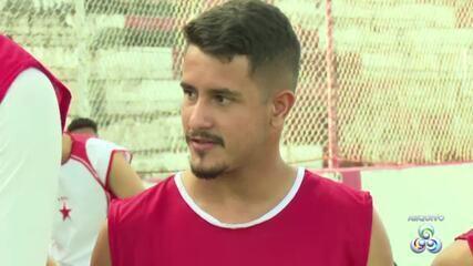Lesionado, Matheus Hassen fica fora da Copa das Seleções Estaduais Sub-20