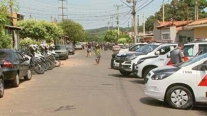 Suspeito de porte ilegal de arma é preso na favela das Mangueiras em Ribeirão Preto