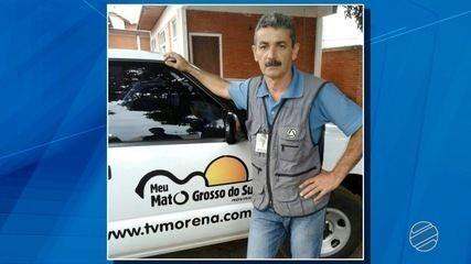 Motorista da TV Morena, MS, morre em acidente com carreta