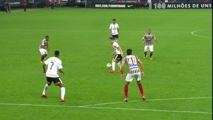 Veja os melhores momentos de Corinthians 3x1 Fluminense, o jogo do título