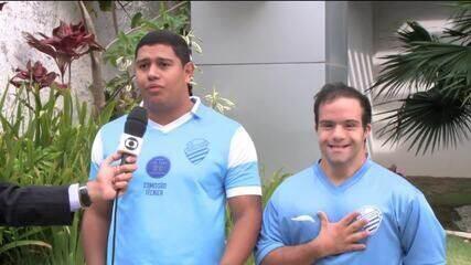 Time de futsal de atletas down pede patrocínio para participarem da Copa em Riberão Preto