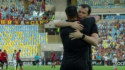 Sport derrota o Fluminense, no Maracanã, e segue vivo na luta contra o rebaixamento