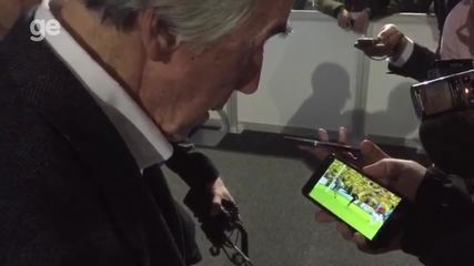 Gordon Banks analisa defesa do Grohe na semifinal da Libertadores