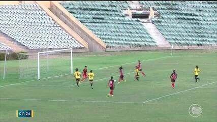 Campeonato piauiense de futebol feminino registra 38 gols em apenas quatro partidas