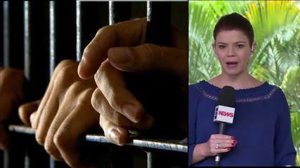 Brasil tem mais de 726 mil presos, confirma Ministério da Justiça