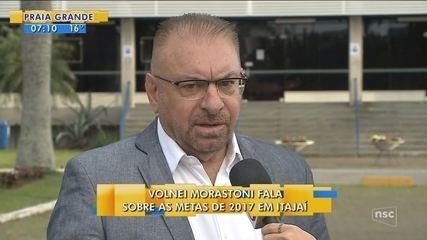 Prefeito de Itajaí avalia primeiro ano de mandato na cidade
