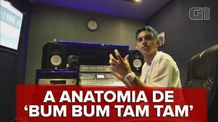 Veja como foi criado 'Bum bum tam tam', o funk mais ouvido da história do YouTube