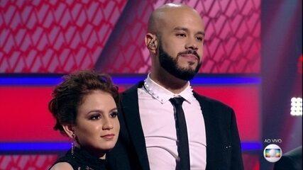 Carol Biazin é finalista do time Ivete Sangalo