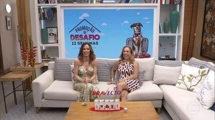 Ana Furtado e Cissa Guimarães mandam recado pra quem tem cachorro em casa