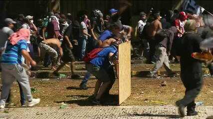 Manifestantes fazem novos protestos contra a Reforma da Previdência na Argentina