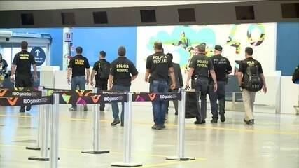 PF prende quadrilha que fazia tráfico de drogas e contrabando em aeroporto do Rio
