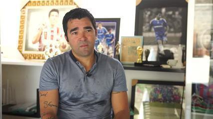 Deco fala sobre carreira de agente e vivência com Jorge Mendes