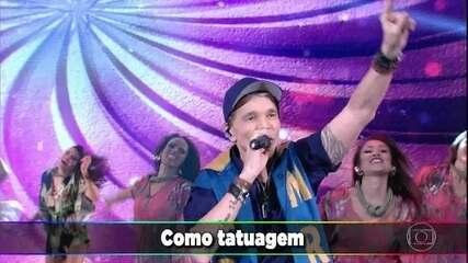 Netinho canta 'Milla'