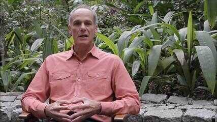 Luciano Huck recebe um dos maiores cientistas brasileiros da história