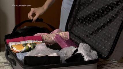 Personal organizer dá dicas de como arrumar uma mala de viagem