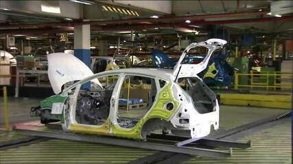 Produção de veículos sobe 25,2% em 2017 após três anos de queda