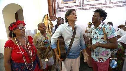 'Vumbora' ao vivo: guia Amadeu Alves fala das tradições de Itapuã, como o Terno de Reis