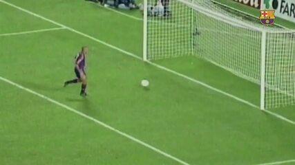 """""""Nosso novo mago brasileiro"""": Barça lembra craques do país"""