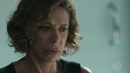 Lígia confessa que planejava matar Sabine e não Mirella