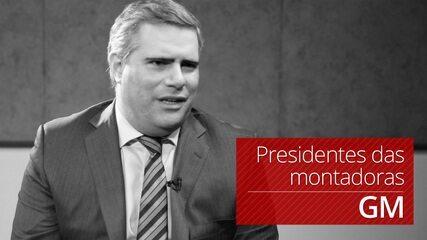 Presidente da GM Mercosul fala de Onix, desafios da indústria e futuro do carro