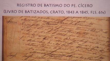 Pesquisa aponta erro na data e nome de nascimento de padre Cícero
