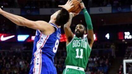 Melhores momentos: Boston Celtics 114 x 103 Philadelphia 76ers pela NBA