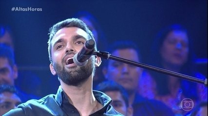 Silva canta 'Amor I Love You'