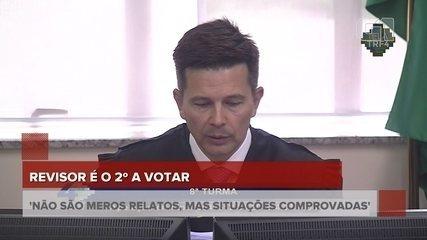 'Luiz Inácio agiu pessoalmente', diz revisor