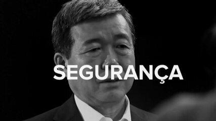 Presidente da Honda fala sobre segurança