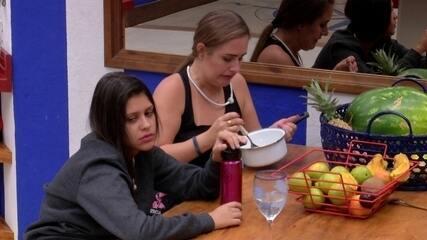 Ana Paula comenta postura de Kaysar: 'Está preocupado comigo'