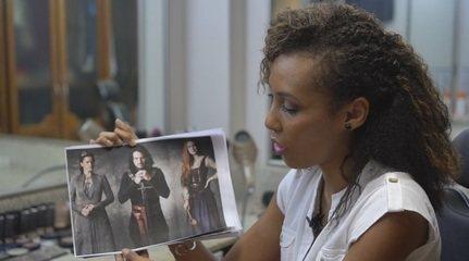 Entrevista com Renata Araújo
