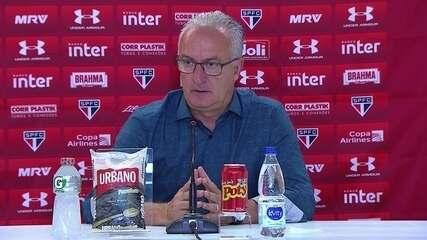 Dorival Júnior fala sobre as contratações de Nenê e Trellez no São Paulo