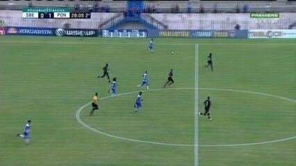 Confira os melhores momentos de São Bento 0 x 1 Ponte Preta