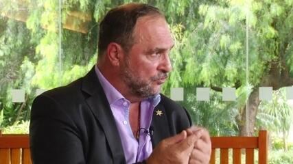 Entrevista com Romeu Tuma Júnior, candidato à presidência do Corinthians - PARTE 2