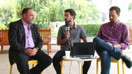 Entrevista com Romeu Tuma Júnior, candidato à presidência do Corinthians - PARTE 3