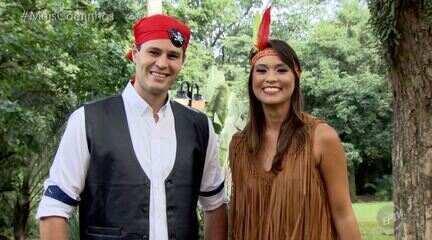 BLOCO 2 - Danças carnaval/ Volta às aulas/ Mix de folhas com camarões.