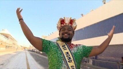 Em Movimento: Conheça os reis do carnaval