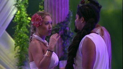 Jéssica diz a Viegas: 'Não consigo mais te ver como antes'