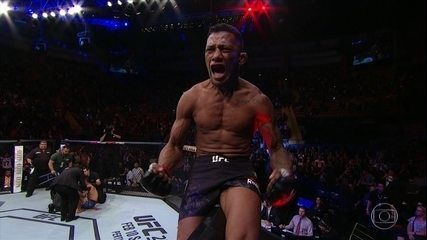 Iuri Marajó vence Joe Soto por nocaute técnico no UFC Belém