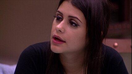 Ana Paula dispara sobre Mahmoud: 'É um cretino'